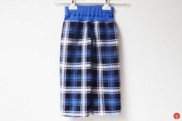 Kids flannel pyjamas