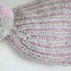 Knitting pattern: Womens brioche hat