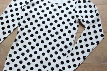 Free sewing pattern - women´s t-shirt