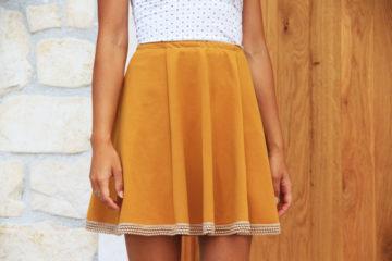 Ladies free Skirt Sewing pattern