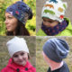 sewing pattern - beanie
